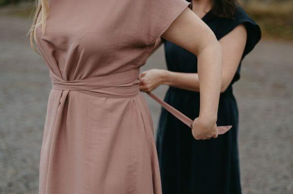 YLVA Dress Short by RESTYLE Vaasa