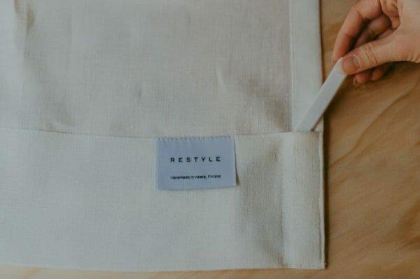 nedrekant på gardnlängd med tygdre. Vad är fålltyngder i gardiner?