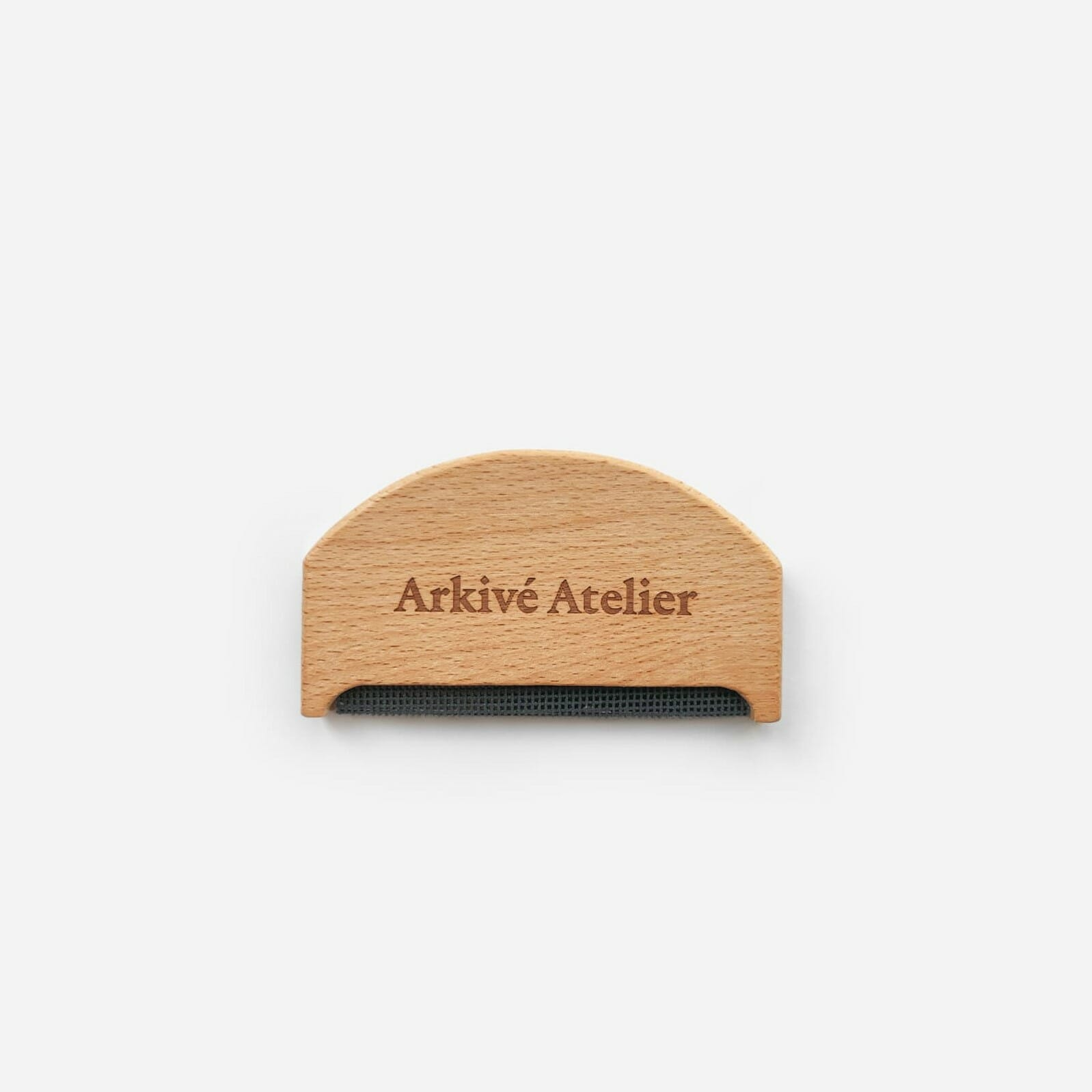 Arkive Atelier wooden lint remover RESTYLE vaasa